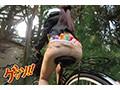 自転車通勤するタイトスカートOLを野外軟禁!自転車拘束痴漢で強制アクメ!!快楽で痺れたマ●コにヤリ捨て中出し!! 2