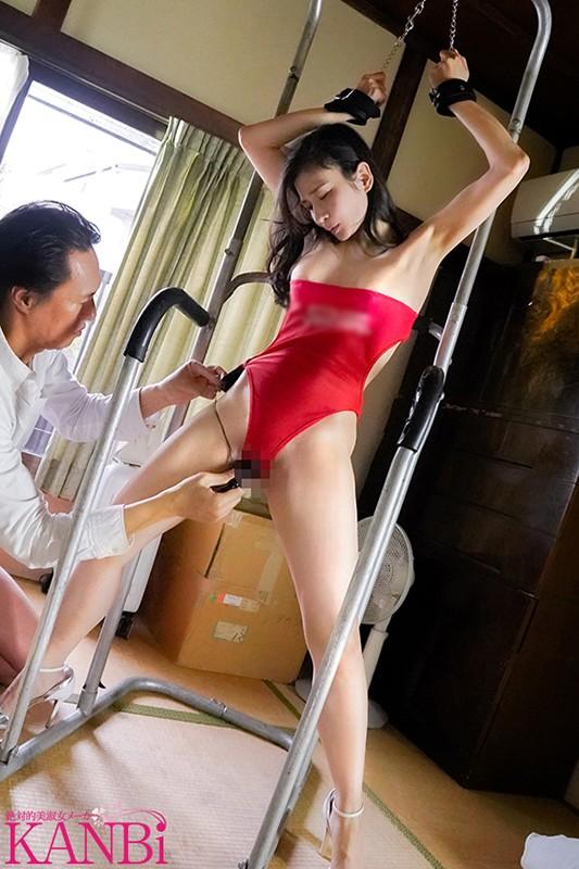 気品溢れる神戸妻を飼いならす。 美人妻をやりたい放題 密室軟禁調教録 米倉穂香 の画像9