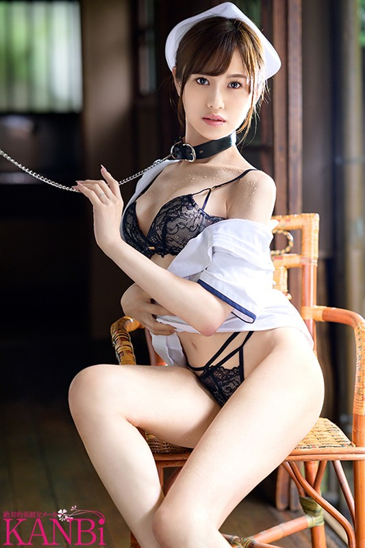 美し過ぎる看護師人妻を飼いならす。 美人妻をやりたい放題 密室軟禁調教録 神咲まい 1枚目