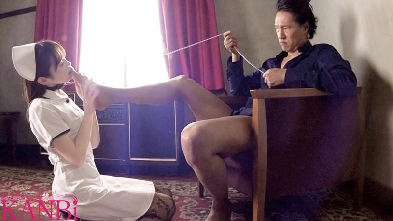 美し過ぎる看護師人妻を飼いならす。 美人妻をやりたい放題 密室軟禁調教録 神咲まい 画像2