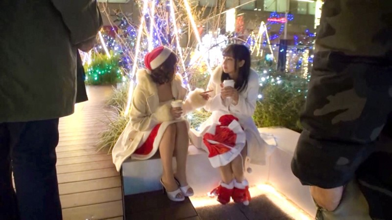 性夜クリスマスナンパ2019聖夜に捧げるスケベ娘を即ハメシマス!!Vol.1X'masNANPAPROJECT2