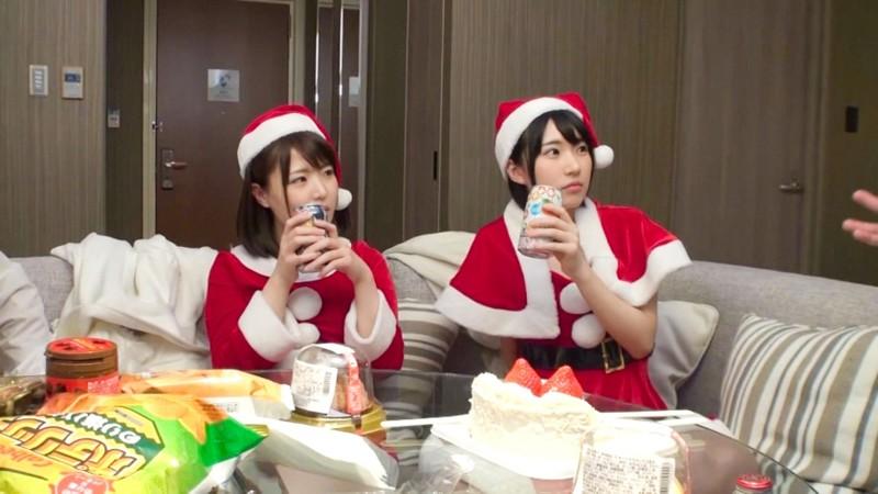 性夜クリスマスナンパ2019聖夜に捧げるスケベ娘を即ハメシマス!!Vol.2X'masNANPAPROJECT3