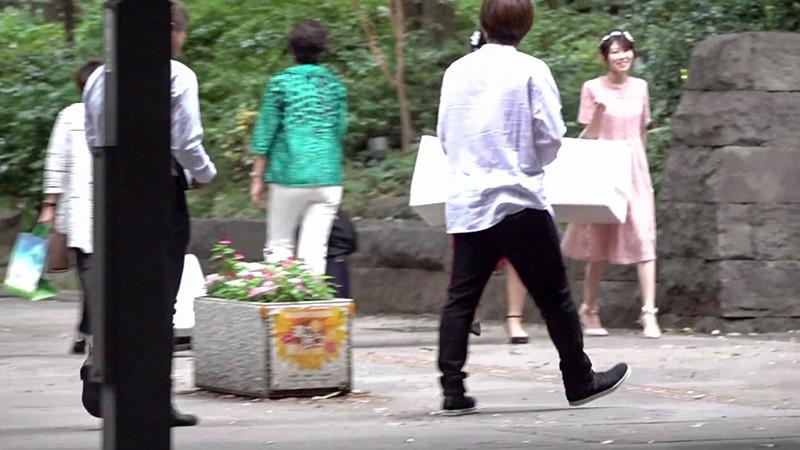 結婚式帰りの美女をナンパして中出しSEX Vol.011