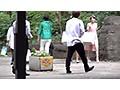 結婚式帰りの美女をナンパして中出しSEX Vol.01