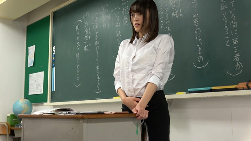 剃毛女教師 教え子に茂みを剃られワレメを晒す教育者たち