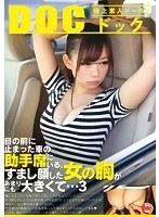 目の前に止まった車の助手席にいる、すまし顔した女の胸があまりにも大きくて… 3 ダウンロード