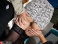 刺激的過ぎるド変態人妻 満嶋陽子 29歳AVデビュー旦那とのノーマルなセックスに物足りない奥様がアブノーマルを求めて痴漢懇願!! 45