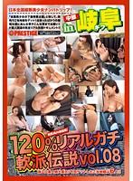 120%リアルガチ軟派伝説 in 岐阜 vol.08