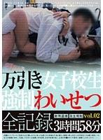 万引き女子校生 強制わいせつ全記録 vol.02 ダウンロード
