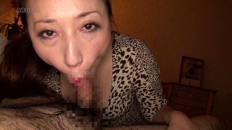 涎の分泌量が異常に多い女のじゅるじゅる唾液フェラチオ 画像10