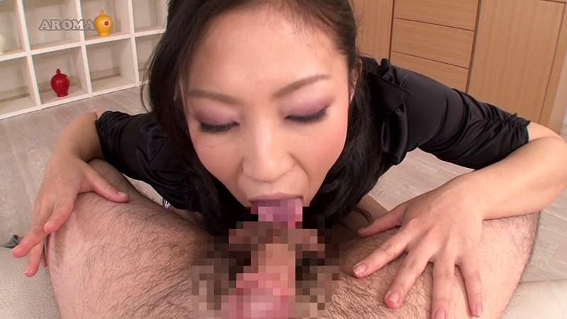 涎の分泌量が異常に多い女のじゅるじゅる唾液フェラチオ 画像11