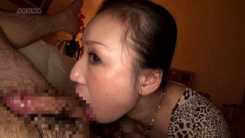涎の分泌量が異常に多い女のじゅるじゅる唾液フェラチオ 画像8