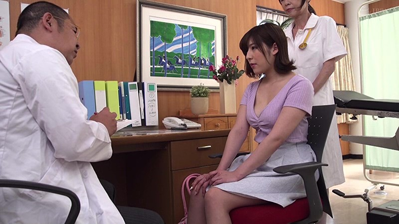 UMD-703 Studio LEO - The Gynecologist Molester!! 9 This Innocent Young Wife Is Getting Creampie Fucked, And He's Telling Her It's All Part Of Her Treatment!! - big image 1
