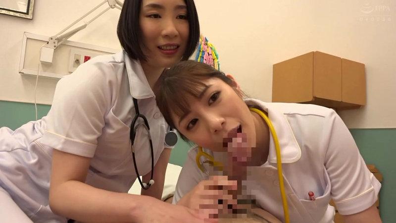 入院生活が長過ぎておばさん看護師の透けパン尻でも余裕で勃起してしまう僕 3 画像1
