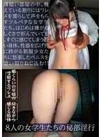 8人の女学生たちの秘部淫行 ダウンロード