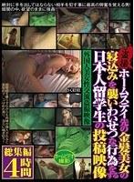 ホームステイ先の金髪美女の寝込みを襲いわいせつな行為をする日本人留学生の投稿映像 総集編4時間 ダウンロード