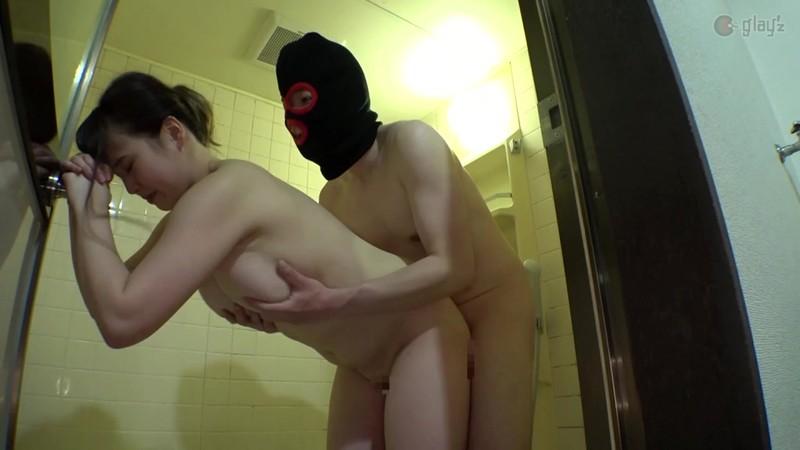 浴場で欲情し、勝手に混浴する男たち鬼畜風呂レ●プ映像4時間16