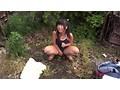 日焼け跡の残る美少女とおじさんの中出し性交映像集