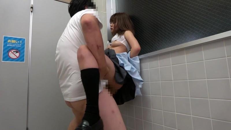 トイレ押し込みレ●プ犯罪投稿映像8