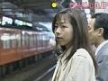 痴漢終電車 1 官能プラットホームsample1