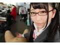 SOD女子社員加藤ももかが初めてのVR撮影に挑戦!照れながらも目の前5cm至近距離で密着キス、耳元で囁く恥じらい手コキ