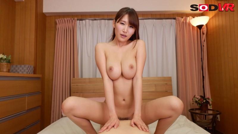AV女優の「三原ほのか」とセックスVR動画