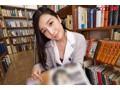 【VR】夏休みに図書館でひとりぼっちでいたら司書の美人お姉...sample6