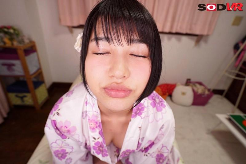 【VR】僕の妹・唯井まひろ18歳と超密着ラブラブSEX 【濃厚キス・イキ顔鑑賞・密着対面座位・覆いかぶさり騎乗位】