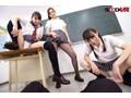 【VR】M寄りのかた向けVR クラスメイトのパンモロミニスカ痴...sample2