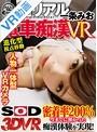 【VR】超リアル 電車痴○VR 一条みお