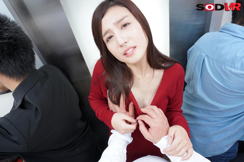 【VR】超リアル 電車痴漢VR3 古川いおり 13枚目