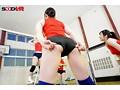 【VR】ママさんバレーVR 巨乳巨尻人妻のムレムレブルマ姿に興...sample12
