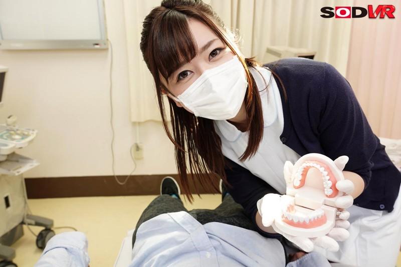 【VR】歯科助手 まなみ 23歳 (B86 W58 H86) 3