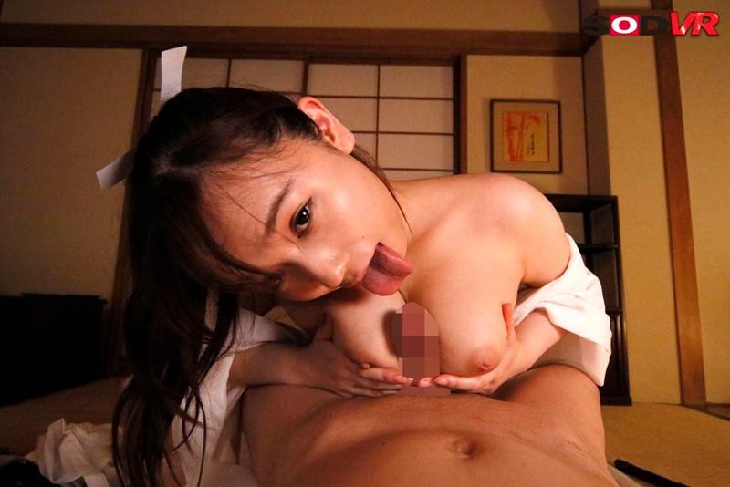 笹倉杏のパイズリフェラ
