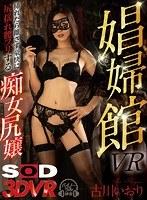 【VR】【高級娼婦館VR】 挿れたら離さず豪快に尻揺れ腰フリする痴女尻嬢 古川いおり 13dsvr00557のパッケージ画像