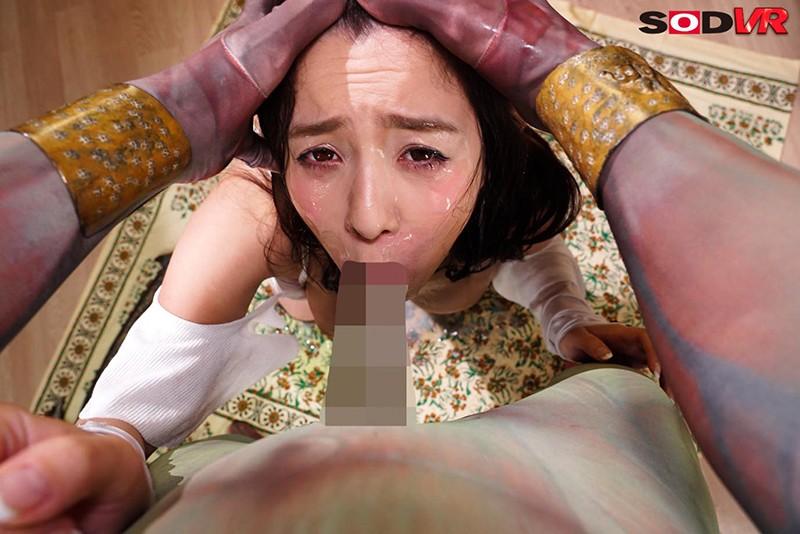 【VR】絶倫怪物オークになって【正義】と【愛】に満ちた爆乳エルフを理性崩壊まで獣精子を膣内に流し込みながら激ピストンで犯す