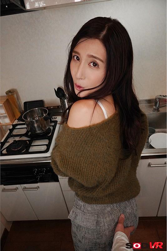 関西弁で甘えてくる超美人彼女と最初から最後までキス100回SEX 古川いおり