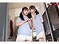 【VR】【飲尿JOI×ロッカーの中】密室空間で部活女子のつるつ...sample2