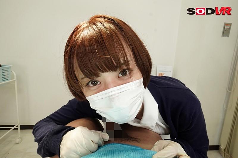 【VR】歯科助手 るな 21歳 (B82(C) W56 H86) 4