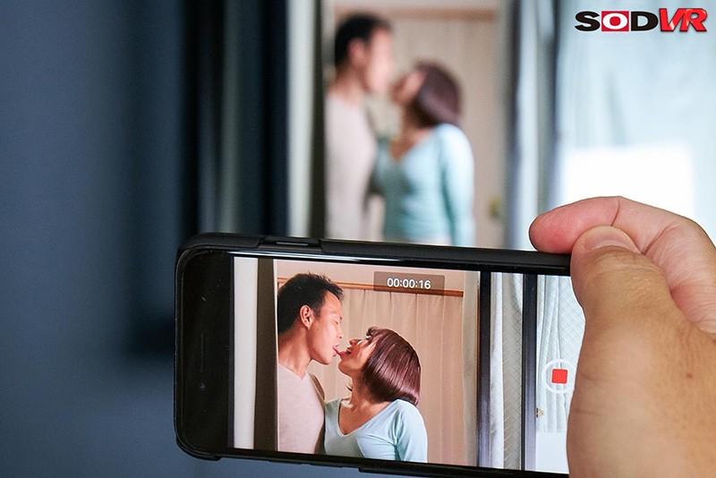 【VR】向かい部屋に引っ越してきた絶倫妻に誘われて…主婦 小西さん(29歳) 画像2