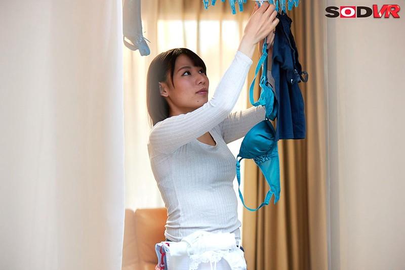 【VR】向かい部屋に引っ越してきた絶倫妻に誘われて…主婦 小西さん(29歳) 画像4