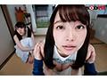 【VR】マセガキ娘とウブ娘。駄菓子屋の奥に仲良し2人組を連れ...sample6