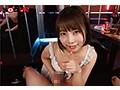 【VR】超敏感!!乳首が常に密着!ヤレるちっぱいおっぱぶ嬢 戸田真琴 7