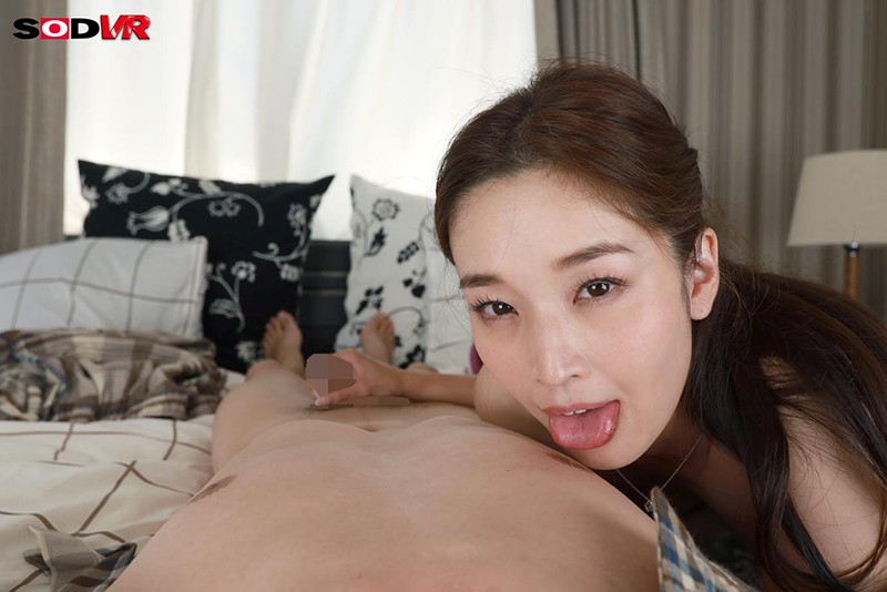 【VR】麗-KIREI SOD-専属 相馬茜 天井特化騎乗位、極み密着正常位など美しい人妻とのVRセックスを存分に楽しめる濃厚濃密SEX尽くし! 濃厚ご奉仕SEX / 濃密痴女SEX 豪華2セックス2時間たっぷり堪能! 画像6