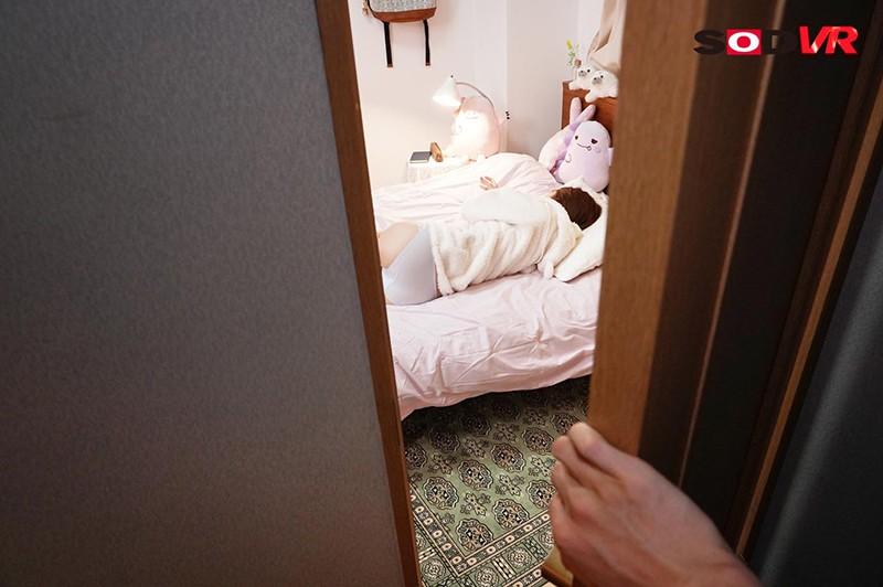 【VR】姉のことが大好きなボク 今まで性的には見ていないつもりだったが彼氏を連れてきて家族と仲良くしている姿に嫉妬!イチャつく姉を見て興奮したボクは姉の下着でオナニー!性的欲求がさらに高まり姉の部屋に忍び込み寝込みを犯してしまう! 青空ひかり5