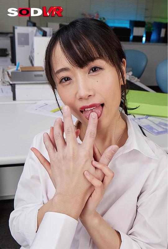 【VR】結婚間近で幸せ絶頂な僕を唇が狂わせる!キス魔の女上司からの舐め接吻NTR10