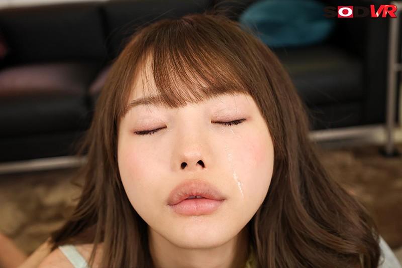 【VR】ライブ後に慰めてたら泣いちゃった…おパンツ丸見え大失態の幼馴染地下アイドルと泣き顔セックス 松本いちか12
