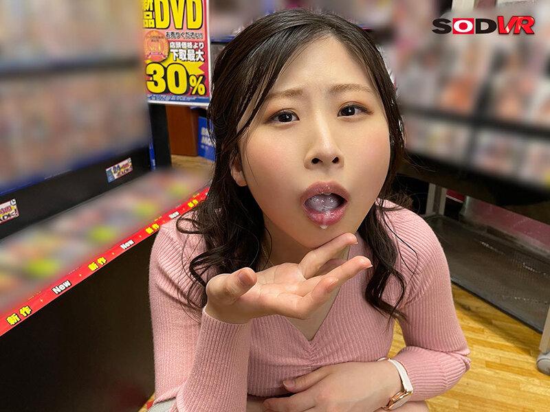 【VR】エロマン的ハメ撮りVR 明るい顔して精飲マゾビッチ 美島由紀さん(23) 画像11
