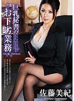 巨乳秘書のお下劣業務 佐藤美紀 ダウンロード
