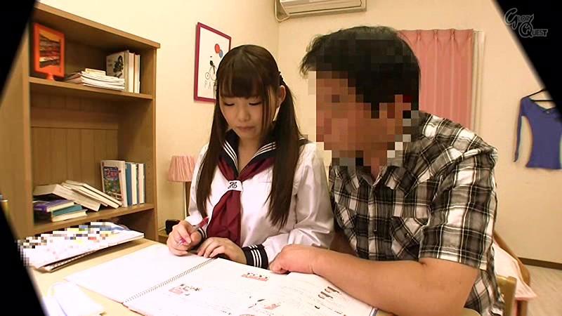 家庭教師が巨乳受験生にした事の全記録 隠撮カメラFILE 河音くるみ 画像1